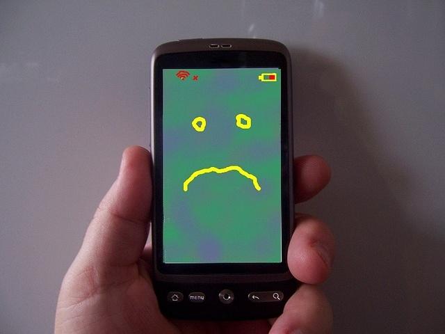 Мобильные телефоны: Фото