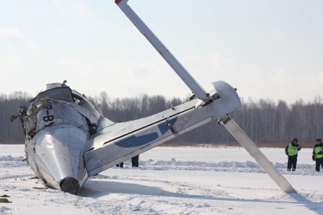 авиакатастрофа под Тюменью: Фото