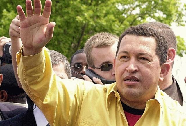 Уго Чавес: Фото