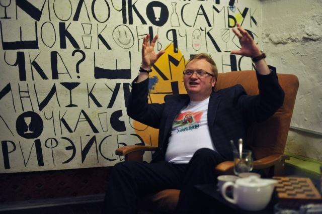 Милонов и Гаркуша: Фото
