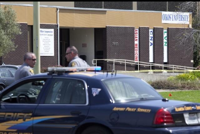 Убийcтва студентов в Окленде : Фото