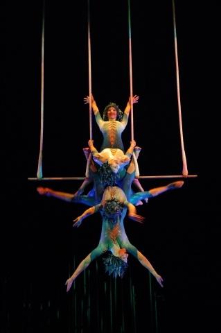 Цирк дю Солей: Фото
