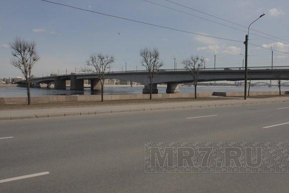 Мост Александра Невского: Фото