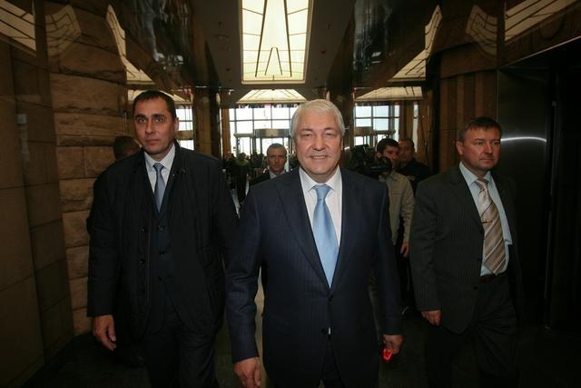 Александр Савельев, владелец банка Санкт-Петербург: Фото