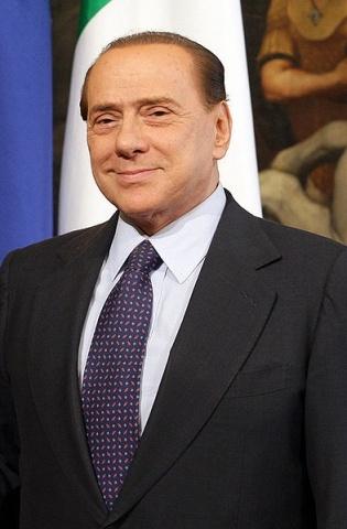 Сильвио Берлускони: Фото