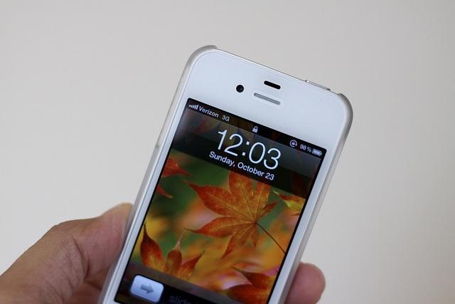 iPhone 4S: Фото