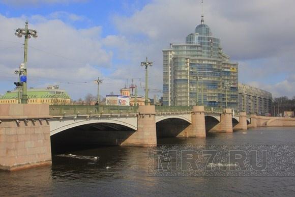Сампсониевский мост: Фото