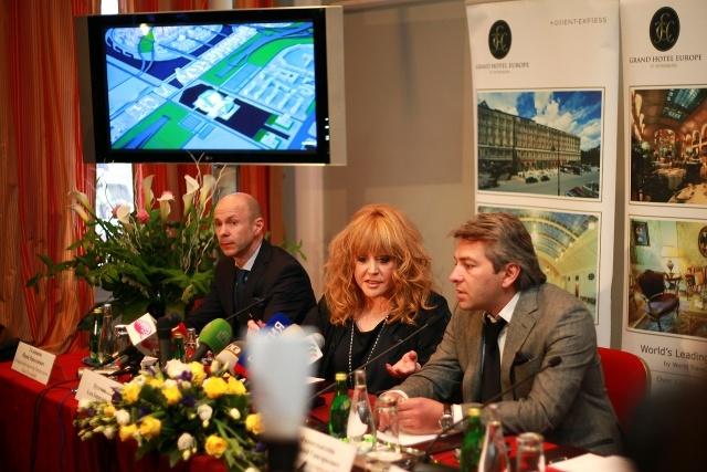 Алла Пугачева: Фото
