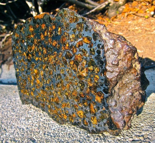 метеориты: Фото