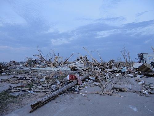 Торнадо в США: Фото