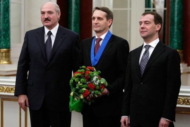 Сергей Нарышкин: Фото