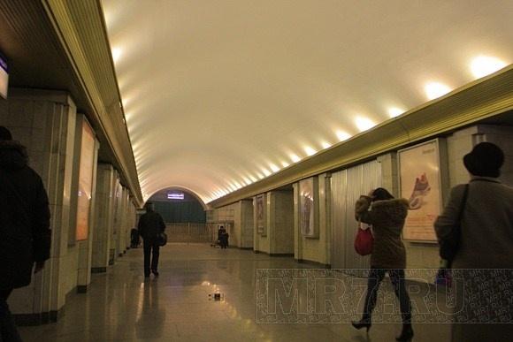 Метро «Сенная площадь»: Фото