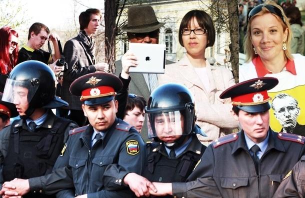 Протесты в Астрахани: как это было на самом деле