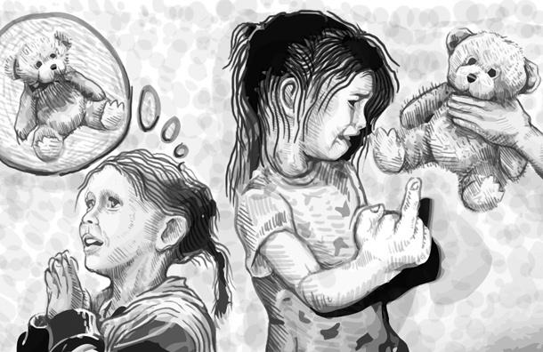 Богатые подарки превращают наших детей в несчастных монстров