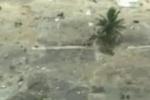 Цунами ударит по индонезийскому острову в ближайшие минуты
