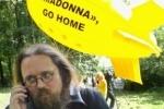 РПЦ предлагает сорвать концерт Мадонны при помощи бомбы