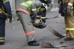 В Москве спасли 20 человек, укрывшихся от пожара на крыше