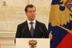 Медведев встанет во главе «Единой России» на съезде 26 мая