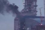 Пожар в башне «Москва-Сити» обойдется владельцам в несколько миллионов долларов