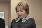 Матвиенко призвала наказать волгоградских чиновников за поездку в Италию