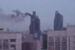 Названа предварительная причина пожара в «Москва-Сити»