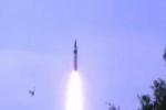 Видео: Индия не испугалась молний и испытала баллистическую ракету