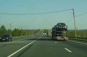 В Ленобласти дачники собираются перекрыть федеральную трассу