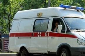 Москвич на дорогой иномарке сбил четырех человек, уезжая из клуба