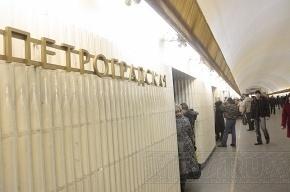 Из-за сломавшегося поезда полностью встала синяя ветка метро