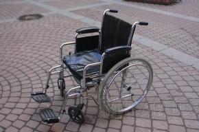 В Ленинградской области безногий инвалид сбежал из интерната
