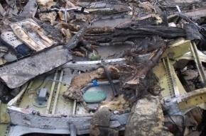 У разбившегося в Пакистане самолета еще в воздухе взорвались баки