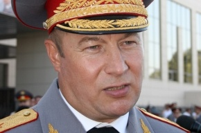 Глава полиции Татарстана отправлен в отставку