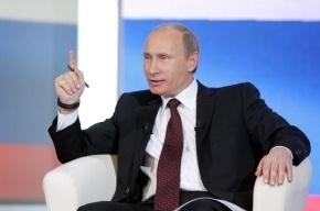 Путин к 2020 году сделает спортивным каждого второго россиянина