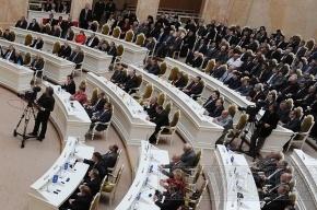 За пост омбудсмена в Петербурге развернулась борьба между «яблочниками»
