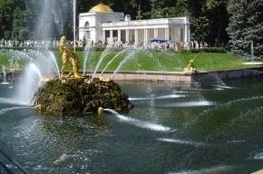 Сезон фонтанов стартует в Петербурге после зимней спячки