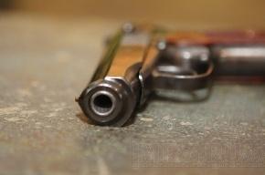 В центре Москвы расстреляли внедорожник, водитель застрелен