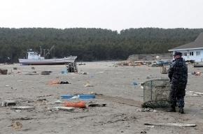 У японского острова Хонсю произошло сильное землетрясение