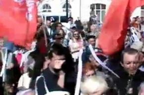 Протестующие против выборов мэра в Астрахани будут голодать до последнего