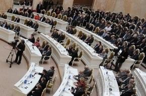 В Петербурге депутаты выбирают нового омбудсмена из 11 кандидатов