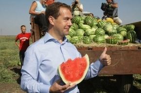 Дмитрий Медведев рассказал, что в школе ел только булки
