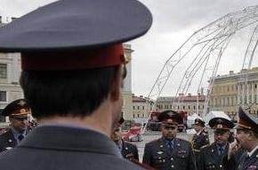 В Петербурге предъявлены обвинения полицейскому, сбившему бабушку с внуком