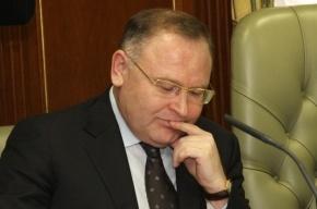 Вице-губернатор Ленобласти Исмагилов ушел не из любви к науке – его уволила прокуратура