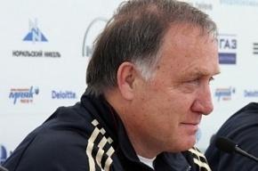 Дик Адвокаат может уйти из сборной России после чемпионата Европы