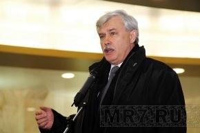 Твиттер Полтавченко стал третьим среди губернаторских блогов России
