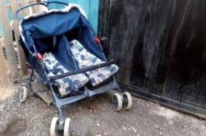 Женщина без прав сбила коляску с двойняшками, которую везла девочка (фото)