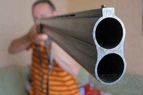 В Петербурге мужчина устроил стрельбу из ружья, чтобы попугать гастарбайтеров