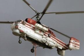 В Румынии разбился вертолет с украинскими пожарными