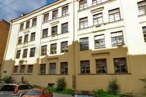 На Петроградке учеников эвакуировали из школы из-за пожара