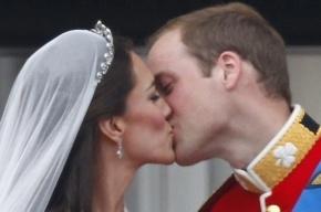 Годовщину свадьбы отмечают принц Уильям и Кейт Миддлтон