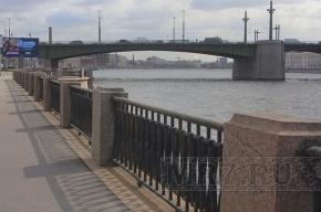 Кантемировский мост развести не получилось: он оказался заасфальтирован